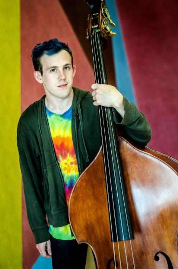 Cody Takács, bass