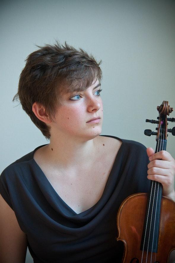 Sarah Saviet, violin