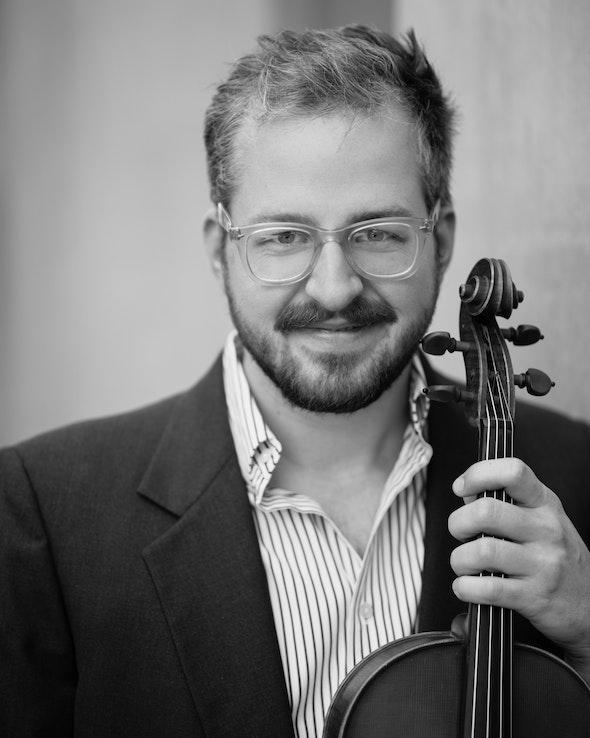 Samuel Kelder, viola