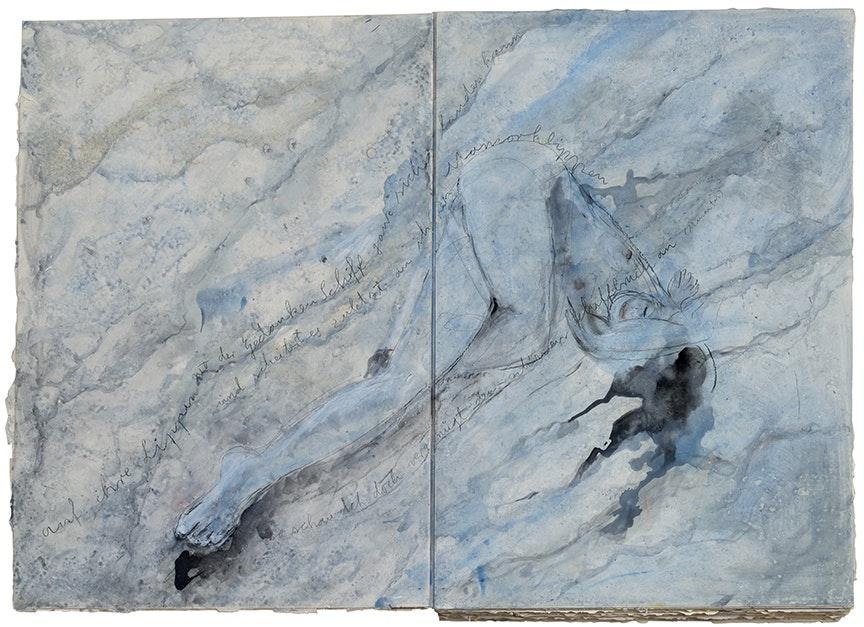 Marmorklippen (Marble Cliffs)