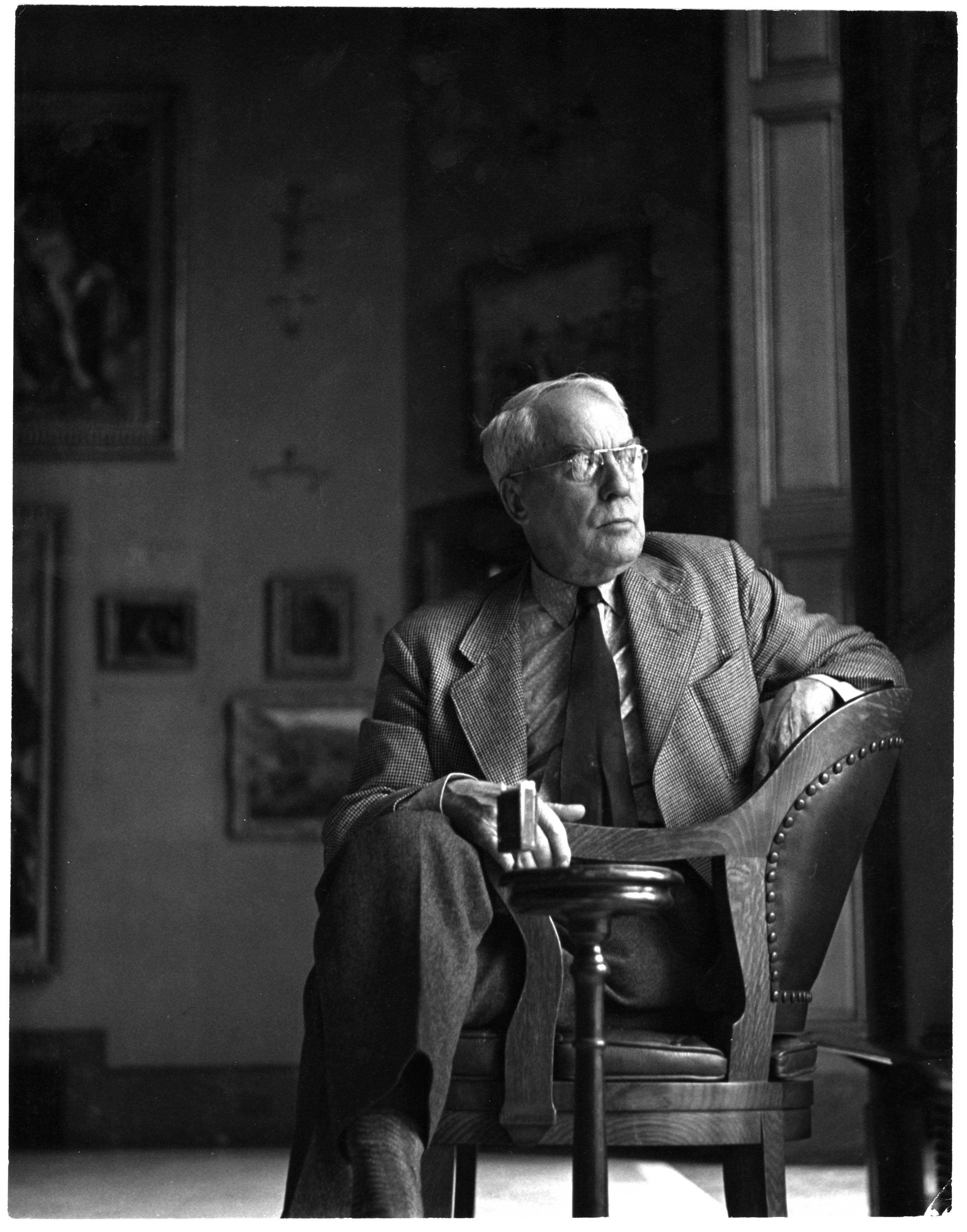 Dr. Albert C. Barnes.