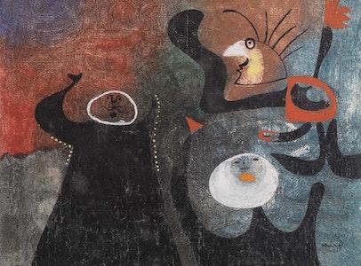 Online Talk: Brandon Truett on Dr. Barnes and Joan Miró in the 1930s