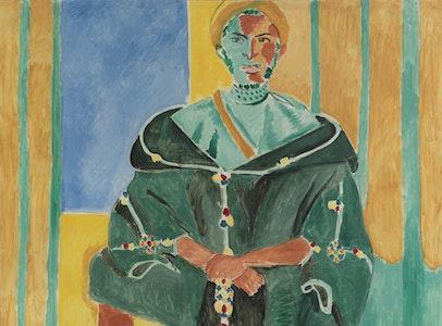 In Focus Gallery Talk: Matisse's <i>Seated Riffian</i>