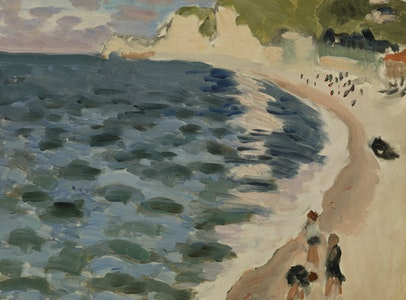 In Focus Gallery Talk: Matisse's <i>High Tide</i>