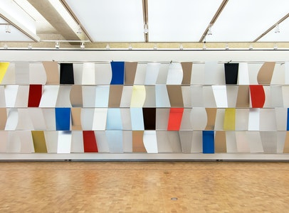 Ellsworth Kelly: Sculpture on the Wall