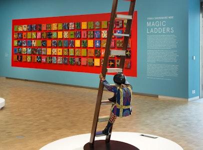 Yinka Shonibare MBE: Magic Ladders