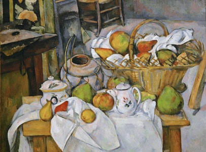 The World Is an Apple: The Still Lifes of Paul Cézanne