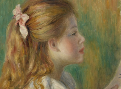In Focus Gallery Talk: Pierre-Auguste Renoir's <i>Reading</i>