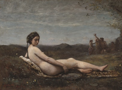 Lecture: Mary Morton on Corot's Figures