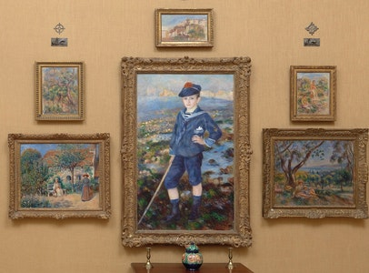 Exploring the Borders of Art: Picture Frames at the Barnes Foundation