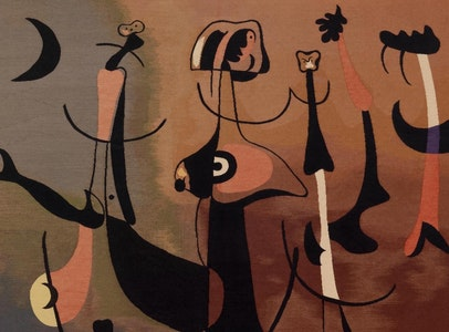<i>Marie Cuttoli: The Modern Thread from Miró to Man Ray</i>