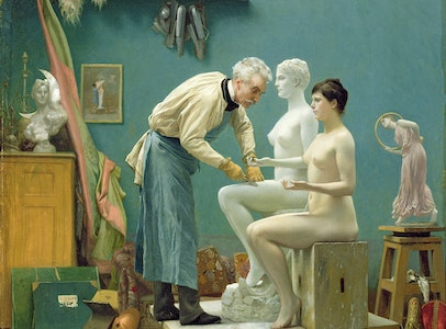 Online Class: Posers: A History of the Artist's Model in European Painting