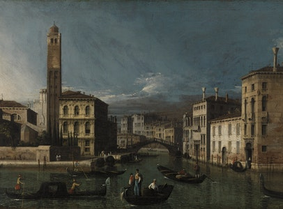 Online Class: The Artist and the Grand Tour: <br>Piranesi, Canaletto, Kauffman