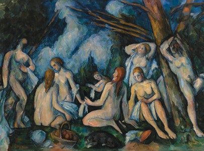 Online Talk: <i>Cézanne in the Barnes Foundation</i>: A Conversation with the Editors