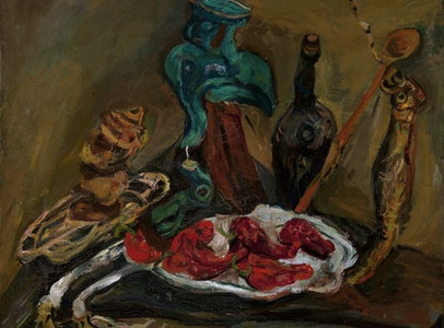 Member Talk: Soutine, Rembrandt, and Chardin