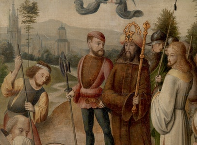 In Focus Gallery Talk: <i>Martyrdom of Saint Lawrence</i>