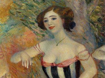 In Focus Gallery Talk: Glackens's <i>Pony Ballet</i>