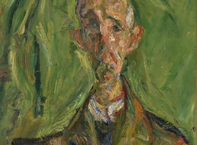 Members-Only Tour: Soutine in the Barnes Collection: A Closer Look
