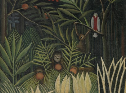Spotlight Tour: Rousseau: Monkeys, Tigers, and Bears, Oh My!