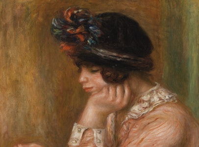 In Focus Gallery Talk: Renoir's <i>Cup of Chocolate</i>