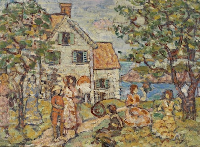 Online Class: American Art in the Barnes Collection