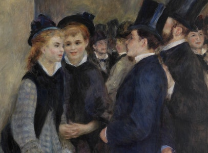 "Lecture: Avis Berman ""Missionaries of Impressionism: American Collectors of Renoir"""