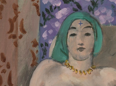 In Focus Gallery Talk: Matisse's <i>Moorish Woman</i>