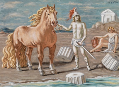 In Focus Gallery Talk: de Chirico's <i>Alexandros</i>