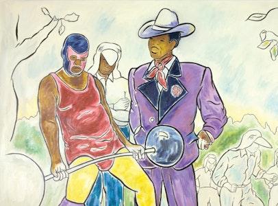 In Focus Gallery Talk: John Bankston's <i>Man's Country I</i>