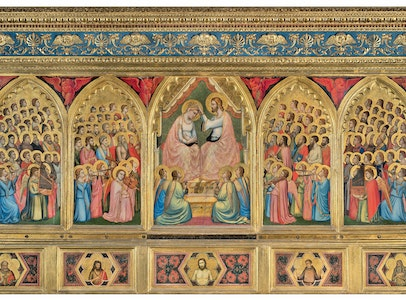 Online Class: <br>The World of Giotto