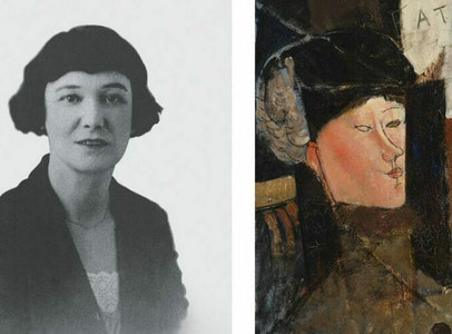 Member Appreciation Talk: Beatrice Hastings & Modigliani