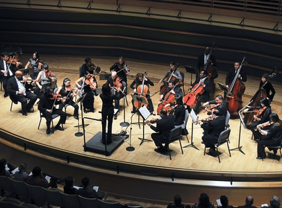First Friday!<br>Black Pearl Chamber Orchestra
