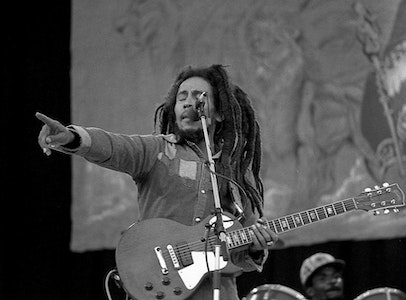 First Friday! A Tribute to Bob Marley