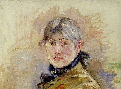 In Focus Gallery Talk: Morisot's <i>Self-Portrait</i>