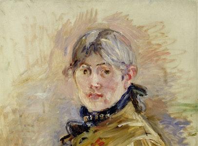 In Focus Gallery Talk: Morisot's <i>Self-Portrait</i>