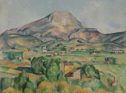 Cézanne and His Land