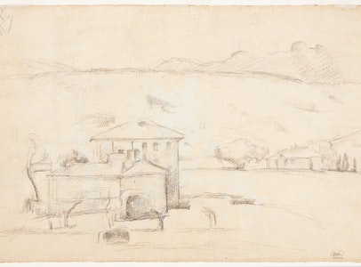 Cezanne Uncovered: Two Sketches Revealed Through Conservation