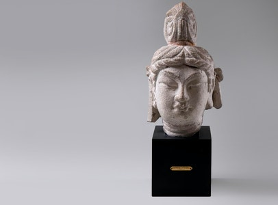 Chinese Buddhist Art: A Journey Across Time and Space