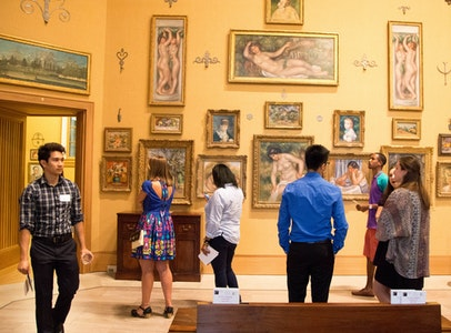 College Night at the Barnes