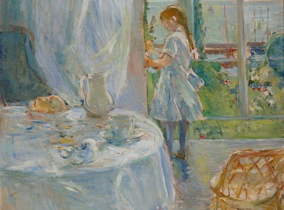 New Member Reception: <i>Berthe Morisot: Woman Impressionist</i>