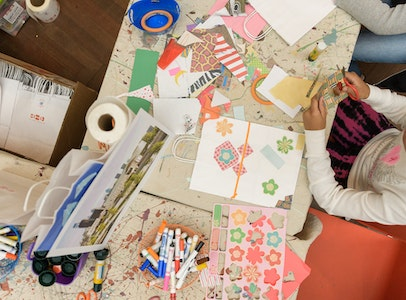 PECO Free First Sunday Family Day: Creative Journeys