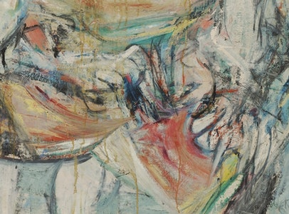 Member Talk: de&nbspKooning after Soutine: The Lushness of the Paint