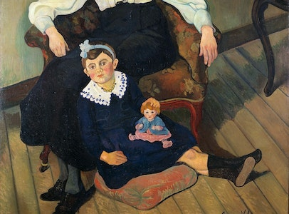 In Focus Gallery Talk: Valadon's <i>Marie Coca and Her Daughter Gilberte</i>