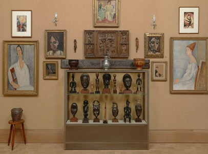 Online Class: European Modernism and the Arts of Africa
