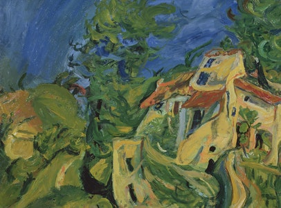 <i>Soutine / de&nbspKooning</i> Exhibition Preview and Open House
