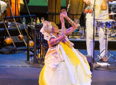 PECO Free First Sunday Family Day: African-Caribbean Roots