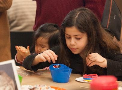 PECO Free First Sunday Family Day: She Creates