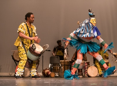 PECO Free First Sunday Family Day: African Traditions