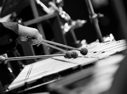 First Friday! Masters of Mallet Percussion