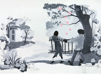 In Focus Gallery Talk: Kerry James Marshall's <i>Vignette #10</i>
